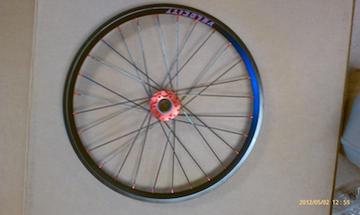 POC Blistering Trike Wheel