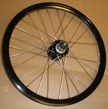 "POC Capreo Style 20"" Rear Wheel"