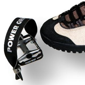 White Brothers Power Grip Straps