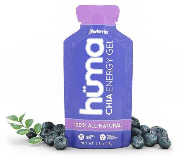 Huma HUMA ENERGY GEL BLUEBERRIES