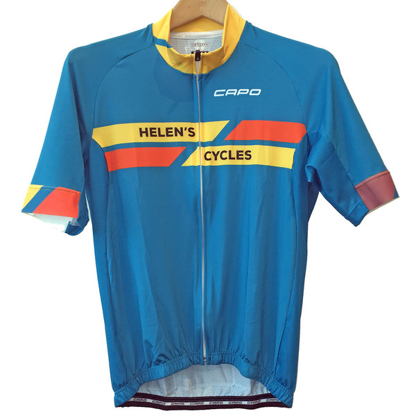 Helen's Cycles/I. Martin Bicycles Capo Equinox Super Corsa Aero Lite Jersey