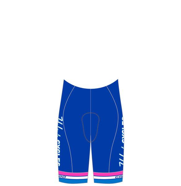 Helen's Cycles/I. Martin Bicycles Capo Corsa Azzurro Women's Short