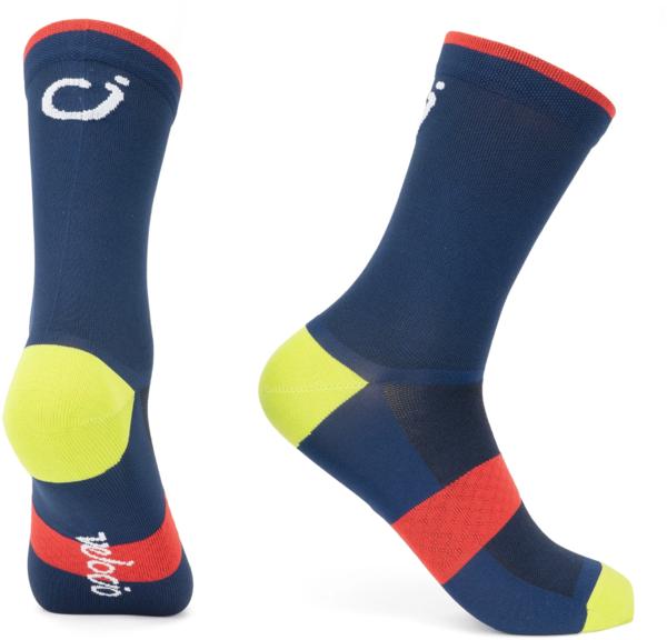 Velocio Block Signature Sock
