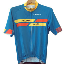 Helen's Cycles/I. Martin Bicycles Capo Equinox Super Corsa Aero Lite Jersey