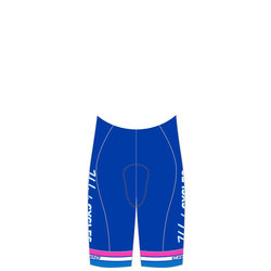 Helen's Cycles/I. Martin Bicycles Capo Corsa Azzurro Women's Short