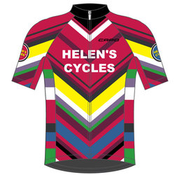 Helen's Cycles/I. Martin Bicycles Capo Chupa Jersey