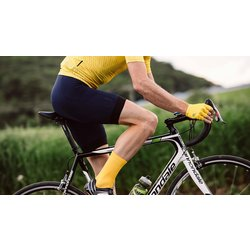 Velocio Signature Bib Short black - men's