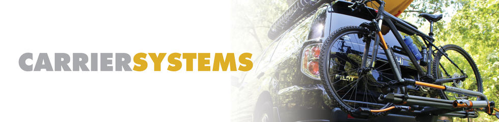 Carrier Systems for Bikes