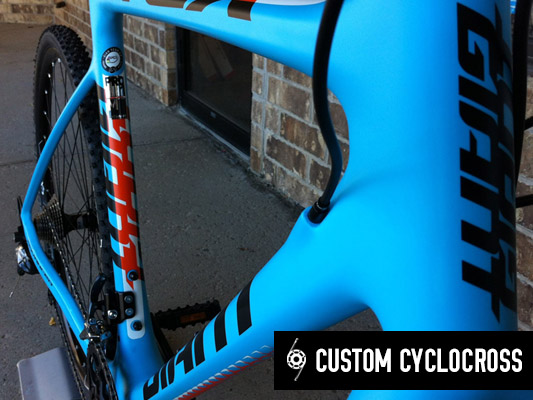 Cyclocross Custom Builds and Frames