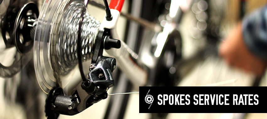 Spokes Service Rates