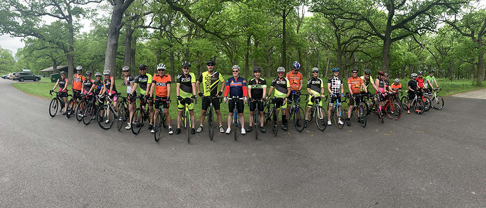 Spokes Group Bike Rides in Chicago