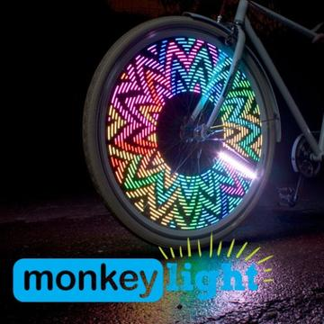 Monkey Light Monkey Light M232 - Bike Wheel Light