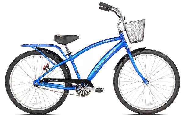 Kent International Concord Riverdale Cruiser Blue