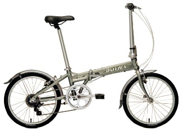Breezer Zig 7 Folding Bike
