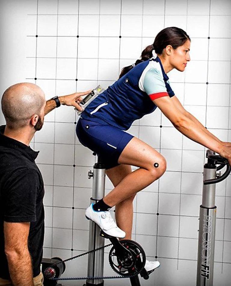 On-Bike Physical Assessment