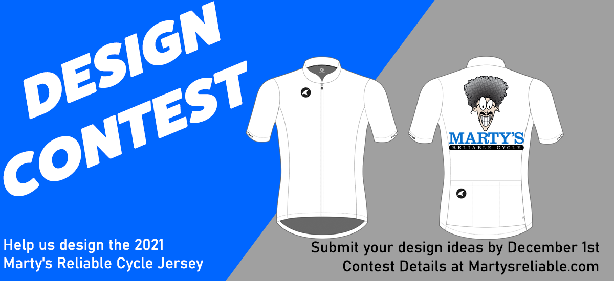 Marty S Reliable Custom Jersey Design Contest Marty S Reliable Cycle
