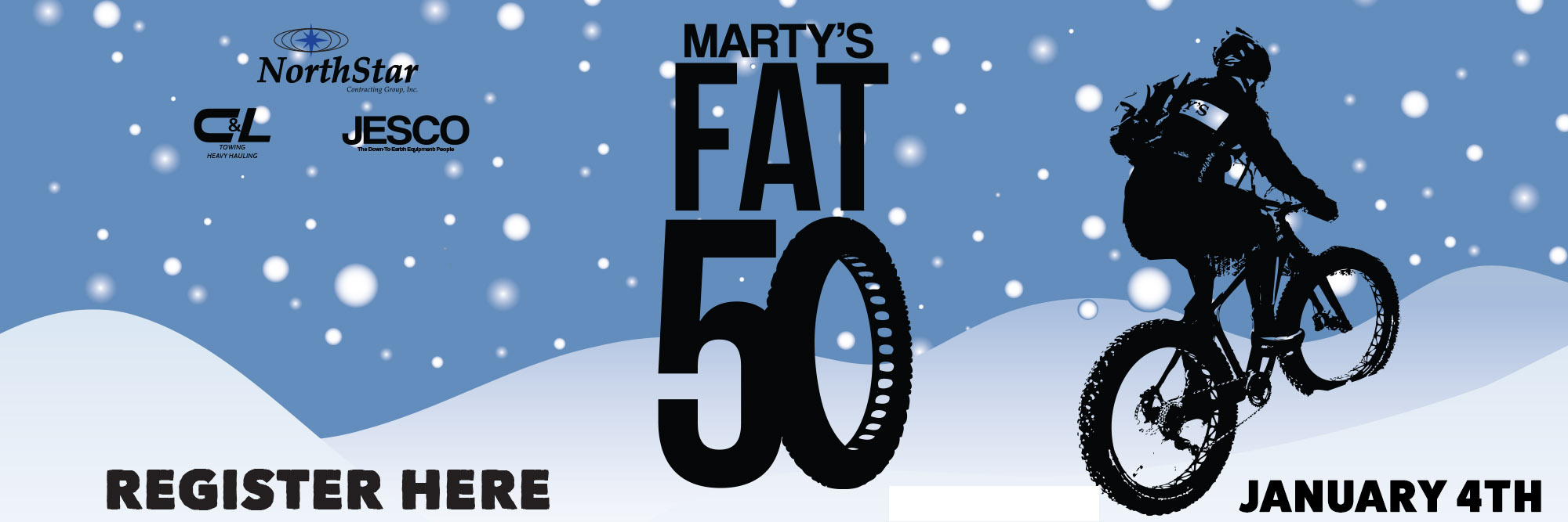 Marty's Fat 50
