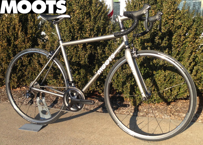 Moots Bicycles! - Marty's Reliable Cycle