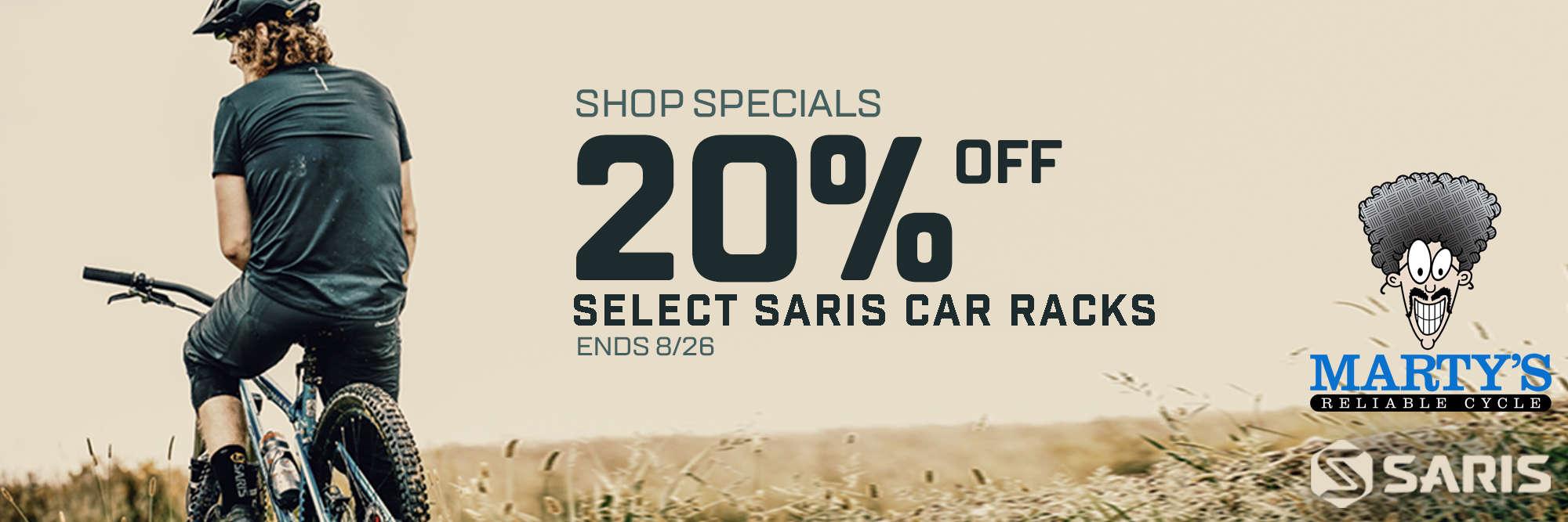 Saris Car Rack Sale