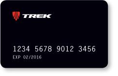 trek card