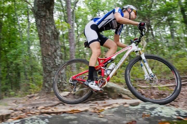David Mountain Biking