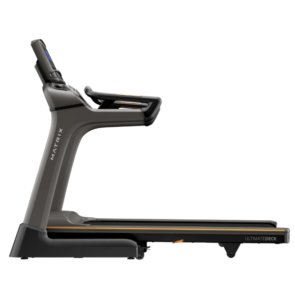 Matrix Fitness TF30 Folding Treadmill with XR Console