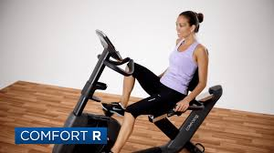 Horizon Fitness Comfort R Recumbent Exercise Bike