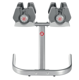 Universal Selectorized Dumbbell Set with Stand