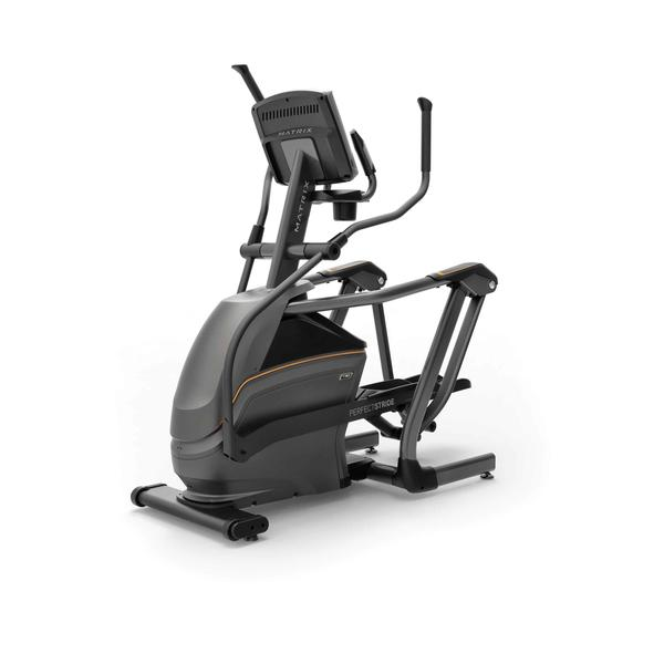 Matrix Fitness E30 Compact Elliptical with XER Console