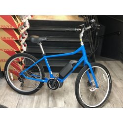 Wolverton's Cycling & Fitness USED TREK LIFT+ ELECTRIC BIKE