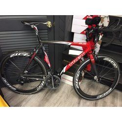 Wolverton's Cycling & Fitness USED Trek 5.9 Madone 58cm