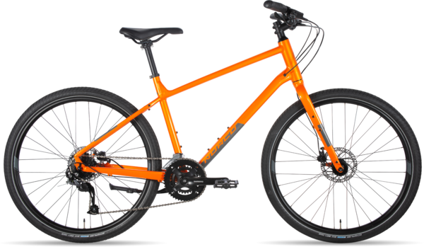 Norco Indie 2 Color: Valencia Orange