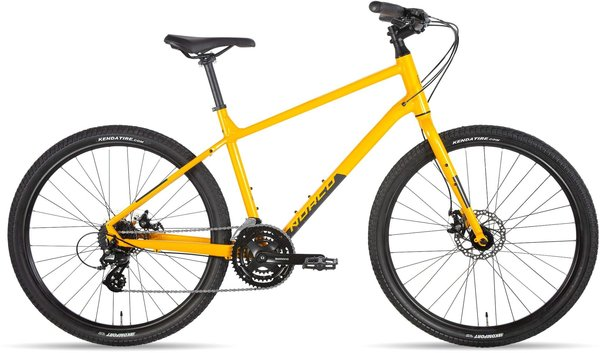 Norco Indie 3 Color: Sunburst Yellow