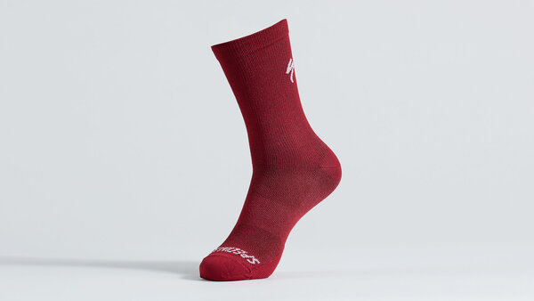 Specialized S-Works Soft Air Road Tall Sock - Speed of Light