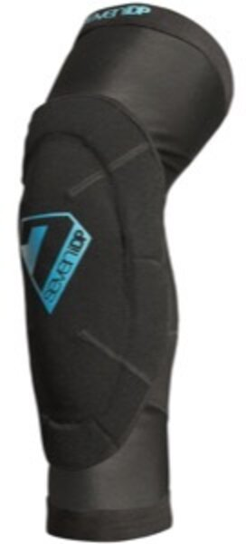 7iDP Sam Hill Knee Armor - Black