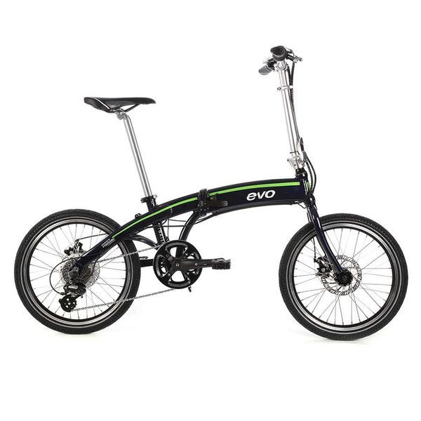 Evo Atwater Folding City eBike
