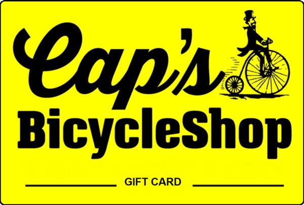 Cap's Gift Card