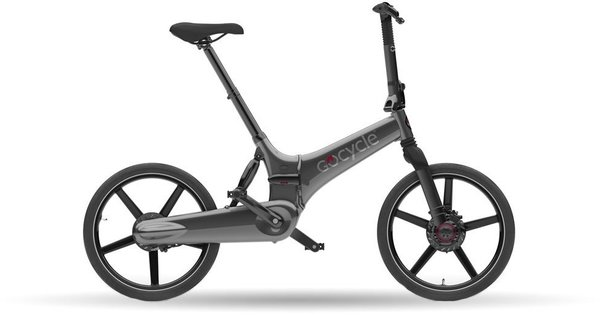 Gocycle GXI Color: Grey