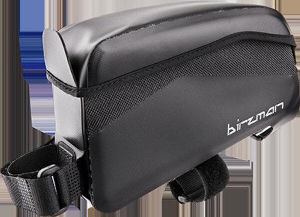 Birzman Birzman Belly R Top Tube Bag- Black, Rain Resistant