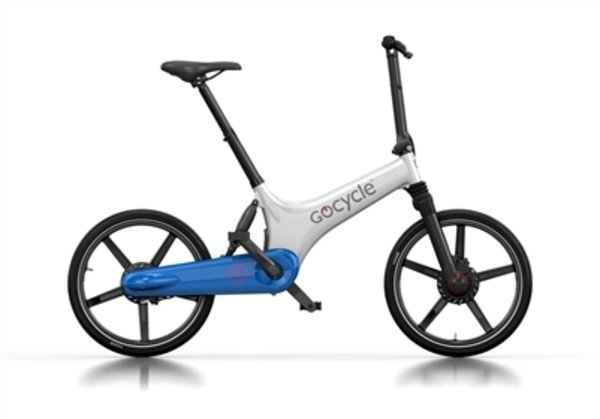 GOCYCLE GS Color: White/Blue