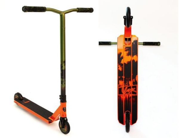 Lucky TFox Sig Pro Scooter - Sunset Edition