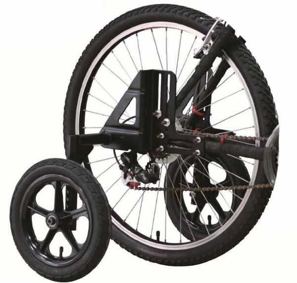 Canadian Industrial Cycle Training Wheels, Adjustable For 20-29 Wheels