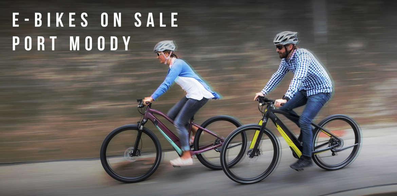 E-Bikes on sale