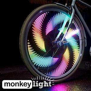 Monkeylectric M232 32-LED bicycle wheel light