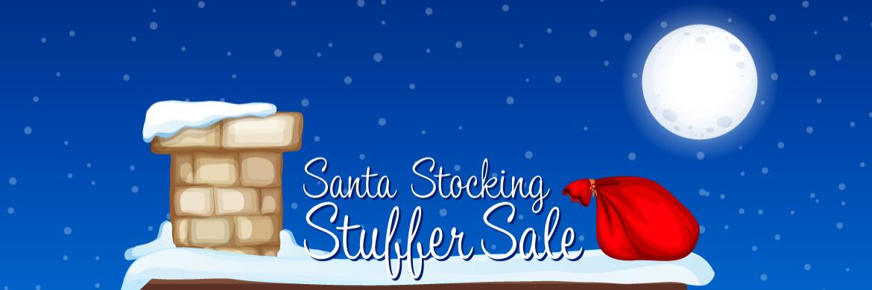 Santa Stocking Stuffer Sale