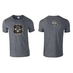 The Original Bike Shop Limited Edition Queen's Cross T-Shirt