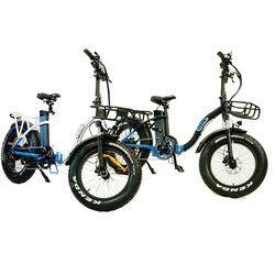 Epic Cycle Blue Rev Ultra