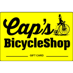 Cap's Gift Card