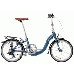 Dahon Ciao D7 Blue Gray