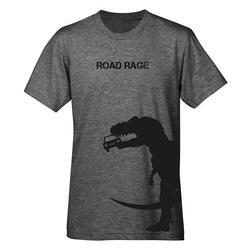 Mechanical Threads Road Rage T-Shirt Grey